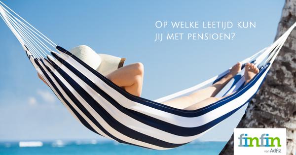 Pensioen3daagse: krijg zicht op later!