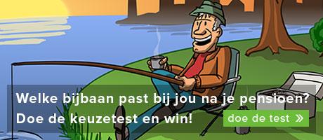 Test & Win: Welke bijbaan past bij jou na je pensioen?