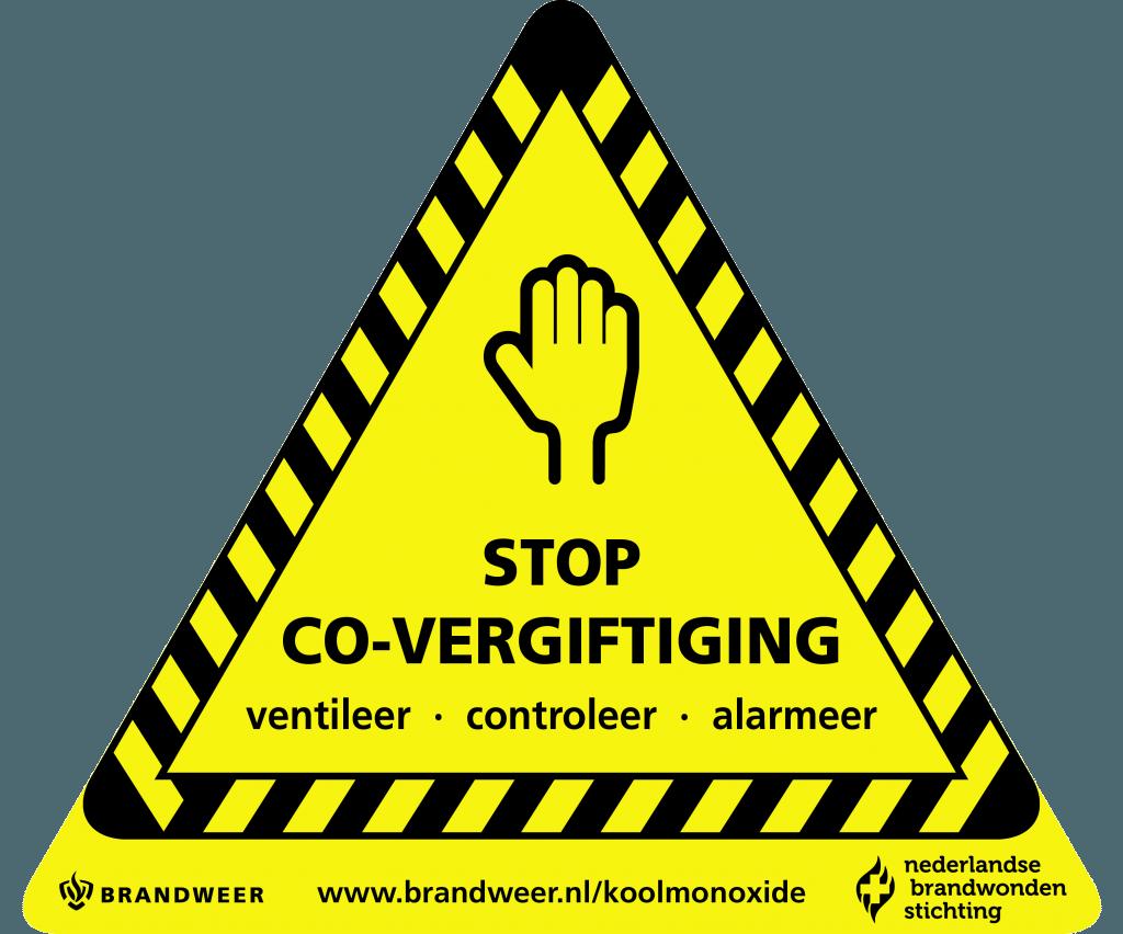 Slechts een op vier Nederlanders heeft een koolmonoxidemelder