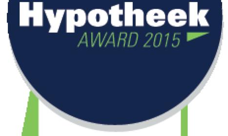 Onze hypotheekadviseurs genomineerd voor 'Beste Advies' Hypotheek Award 2015