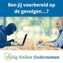 Let je als bedrijf niet goed op? Dan ben je een doelwit voor cybercrime.